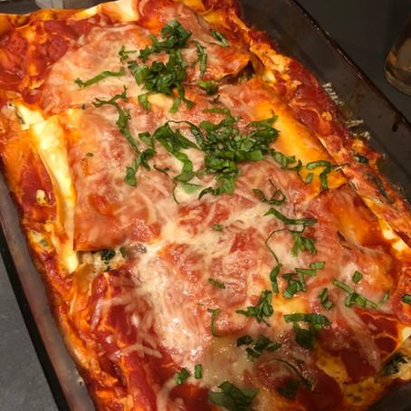 Lazy Lasagna Saturday