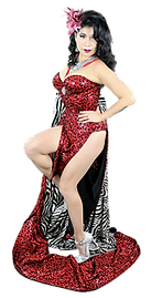 About Calamity Chang Burlesque NYC