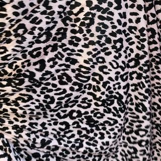 Baby pink leopard