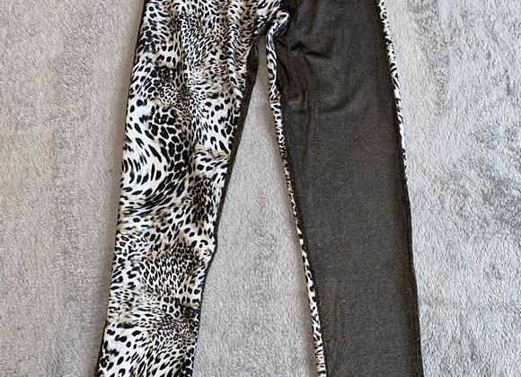 The 50/50 Highwaisted leggings