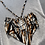 Thumbnail: The keyhole loop diamond hem top