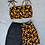Thumbnail: The tie strapped short boobtube & 50/50 hot pants set