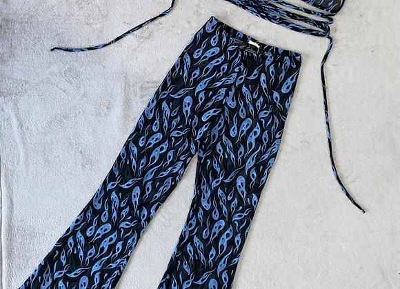 The Multiway bikini top &  flare set