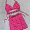 Thumbnail: The mulitway bikini top & tie wrap skirt set
