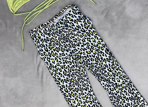 The multi-way bikini top & flares set
