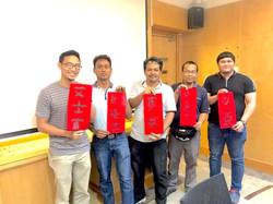 Fasih Mandarin Kelas Korporat