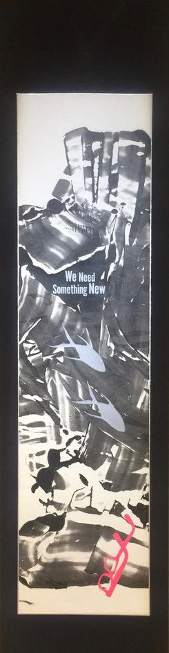 We Need Something New