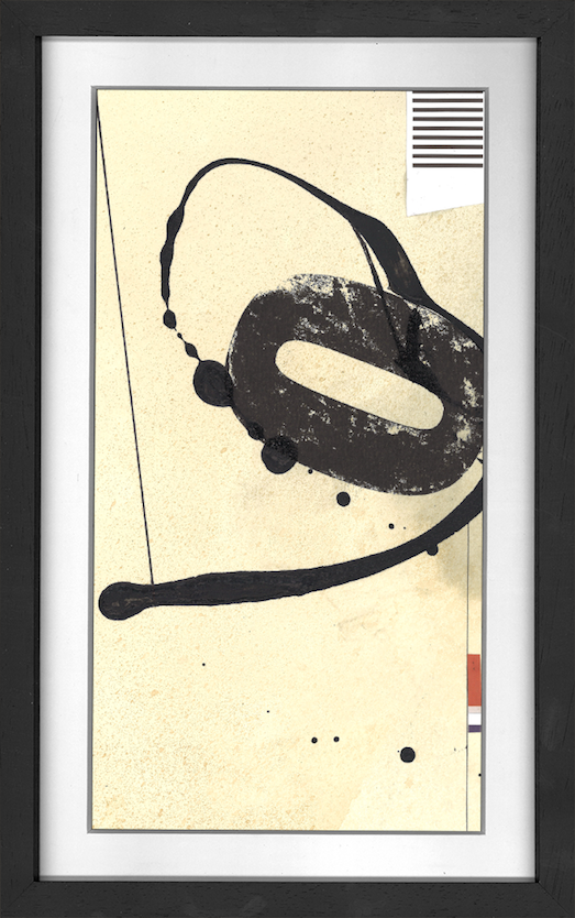 "Ingrid Bergman ""Headphone"""