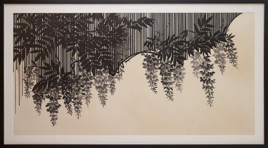 Series of Wisteria A