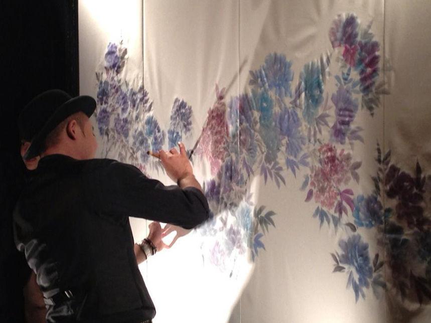 Art & Luxury with Conrad at Conrad Tokyo