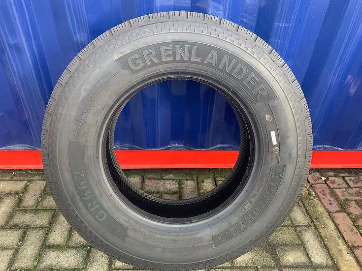 315-70R 22.5 stuuras Grenlander Greforce band 152-148M