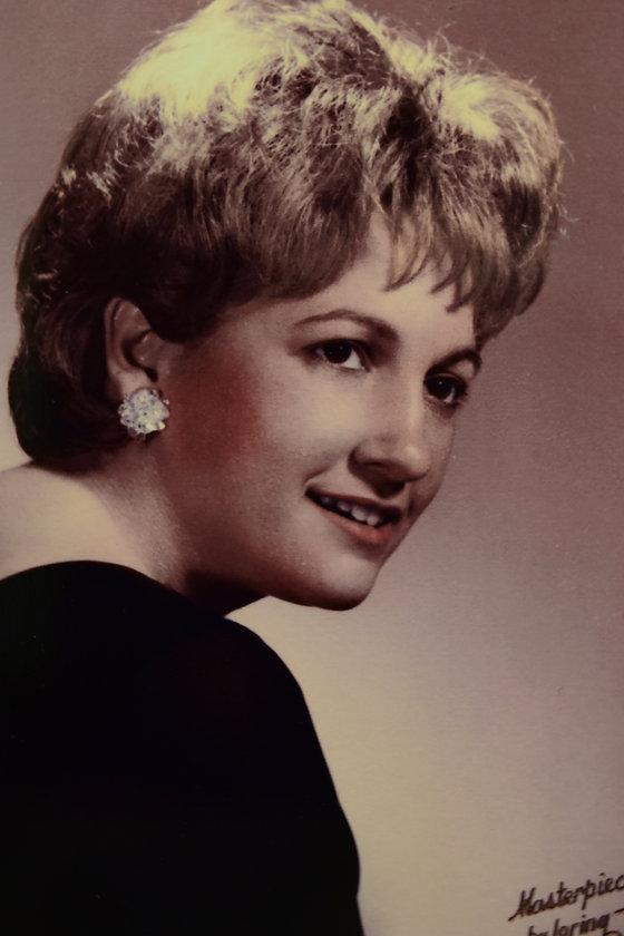 Portrait of Muriel Guavin