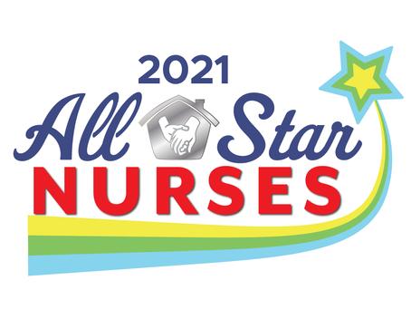 Celebrating our All-Star Nurses 2021!