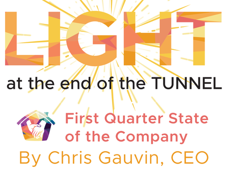 First Quarter 2021 State of the Company