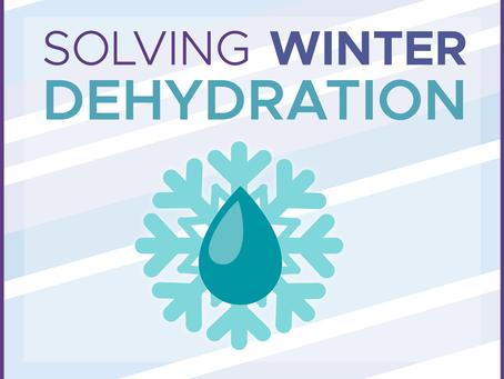 Solving Winter Dehydration