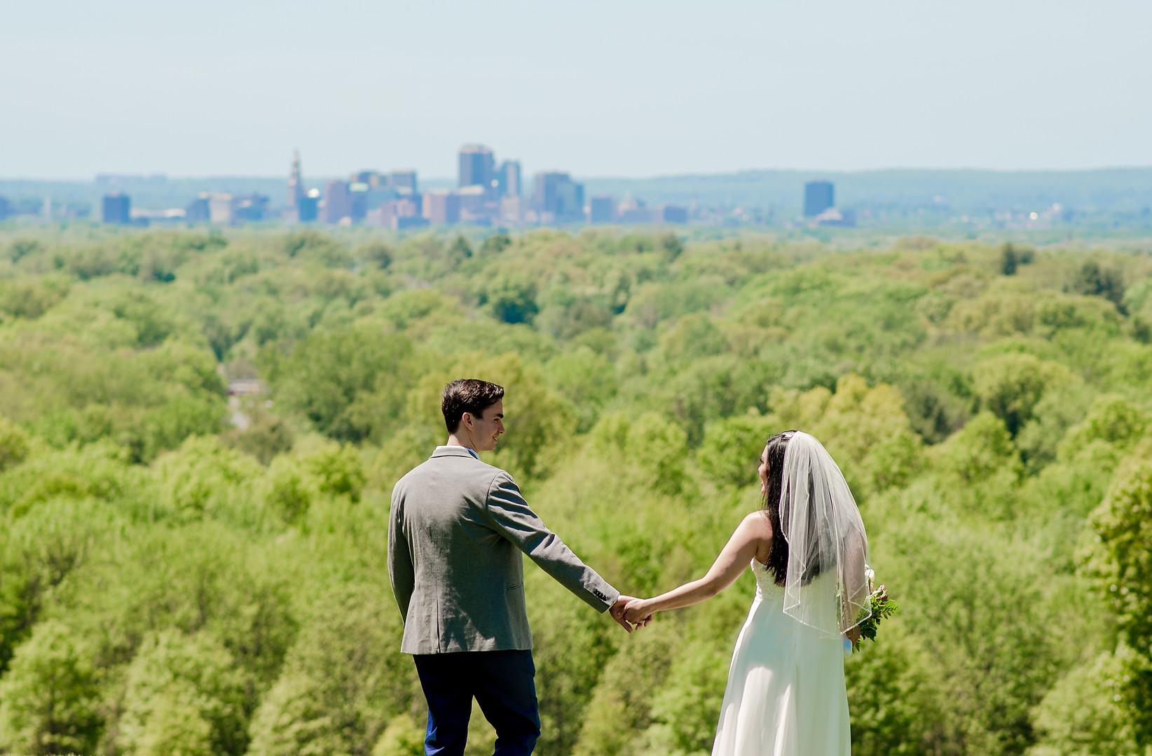 wickham park hartford wedding molly mia photography