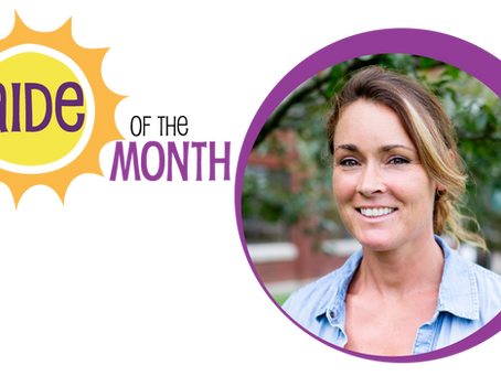 June Aide of the Month — Mylynda Kuba