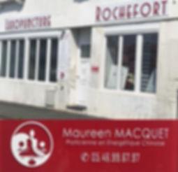 facade luxopunture rochefort 17 charente maritime