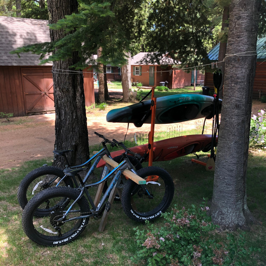 fat tire bikes birch trail