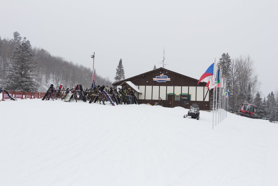 minocqua winter park challet