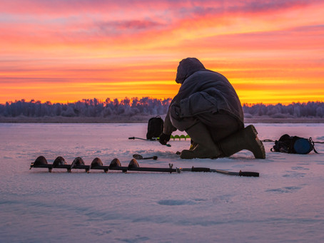 Tips to Keep Warm on Your Next Wisconsin Ice Fishing Trip