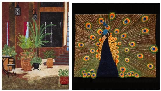 fiber art workshop subjects