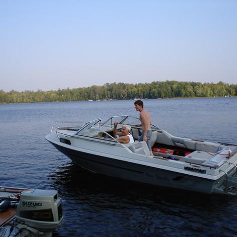 wisconsin fishing resort