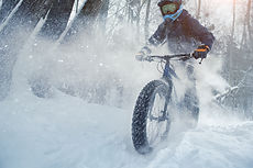 fat tire biking in the northwoods