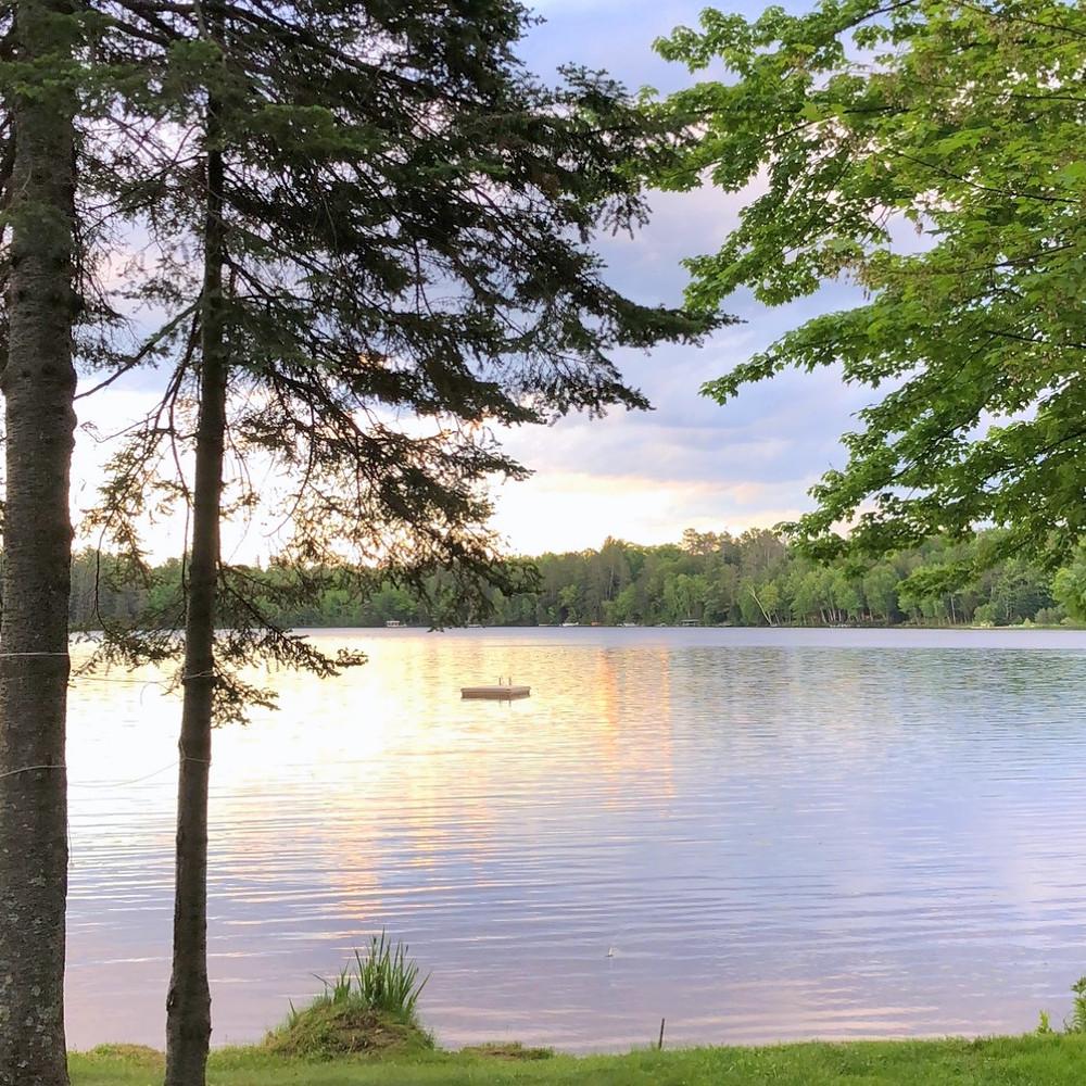 squaw lake for musky fishing