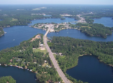The History of Tourism in Minocqua, WI