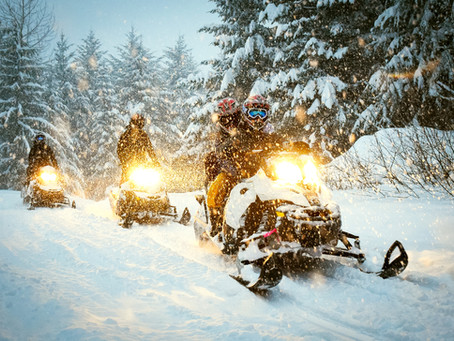The Best Snowmobile Trails Are in Northern Wisconsin