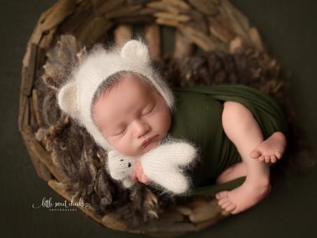 Little Sweet Cheeks Photography, LLC | Central IL, Newborn Photography | Streator, IL