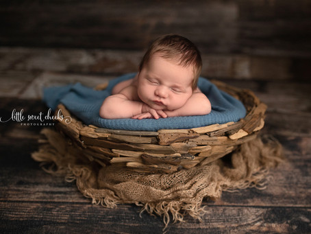 Little Sweet Cheeks Photography, LLC | Central IL, Newborn Photography | East Peoria, IL