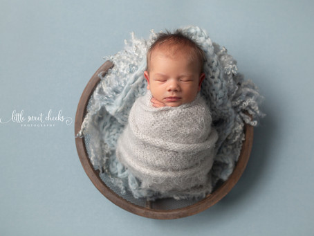 Little Sweet Cheeks Photography, LLC | Central IL, Newborn Photography | Dunlap, IL Newborn Session