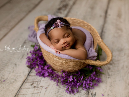 Little Sweet Cheeks Photography, LLC | Central IL, Newborn Photography | Peoria, IL