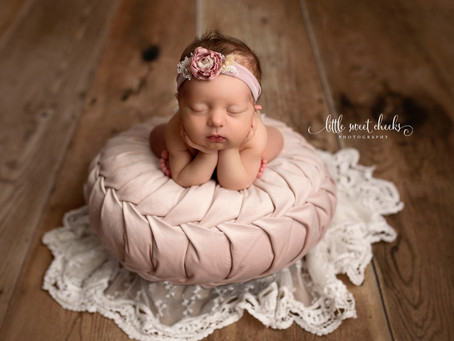 Little Sweet Cheeks Photography, LLC | Central IL, Newborn Photography | Chillicothe, IL