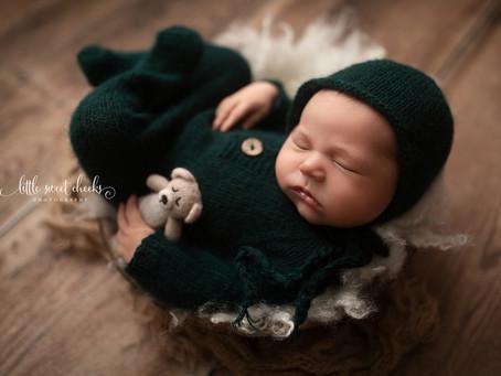 Little Sweet Cheeks Photography, LLC | Central IL, Newborn Photography | Washington, IL