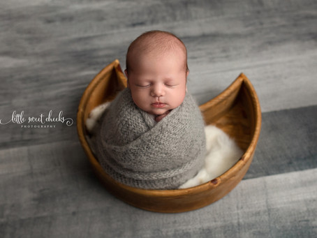 Little Sweet Cheeks Photography, LLC | Central IL, Newborn Photography | Oglesby, IL