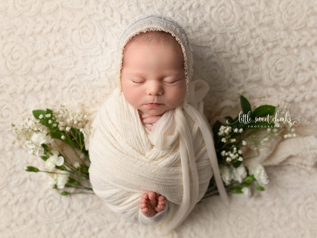 Little Sweet Cheeks Photography, LLC | Central IL, Newborn Photography | Lincoln, IL
