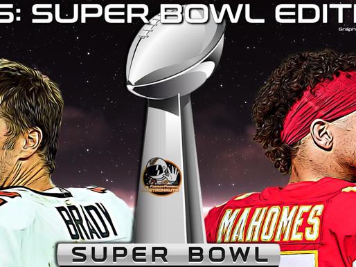 FF Astronauts Super Bowl Sunday DFS Column
