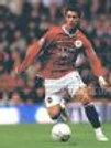Christian Ronaldo Manchester United soccer kick AIG  8x10 11x14 16x20 photo 399
