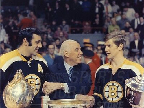 Bobby Orr Phil Esposito Boston Bruins Trophy 8x10 11x14 16x20 4079