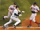 Alex Rodriguez Bronson Arroyo Boston Red Sox slap 33  8x10 11x14 16x20 photo 474