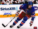 Brian Boyle New York Rangers Signed Autographed Home Action 8x10 Horizontal