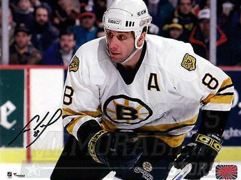 Cam Neely Boston Bruins Signed Autographed Action 8x10 H