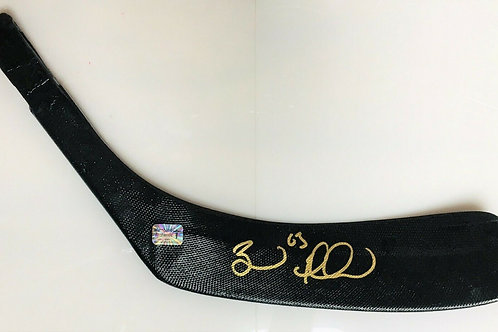 Brad Marchand Boston Bruins Signed Autographed Black Hockey Stick Blade G