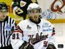 Brad Marchand Boston Bruins Signed Halifax Mooseheads Quebec Junior 8x10 - Horiz