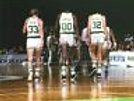 Bird Parish McHale Boston Celtics walking off court  8x10 11x14 16x20 photo 832