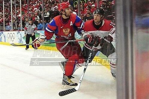 Alexander Ovechkin Capitals Team Russia  Olympics 8x10 11x14 16x20 photo 1078