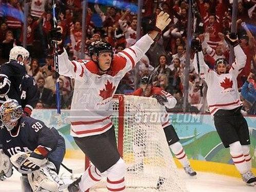 Corey Perry Team Canada Olympic Goal Celebration 8x10 11x14 16x20 photo 1051